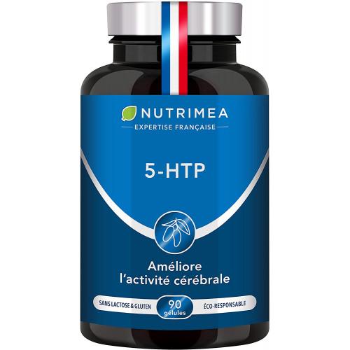 Illustration du pilulier du supplément 5 HTP - Pure Griffonia