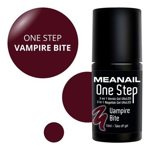 Vue détaillée de vernis Vampire Bite