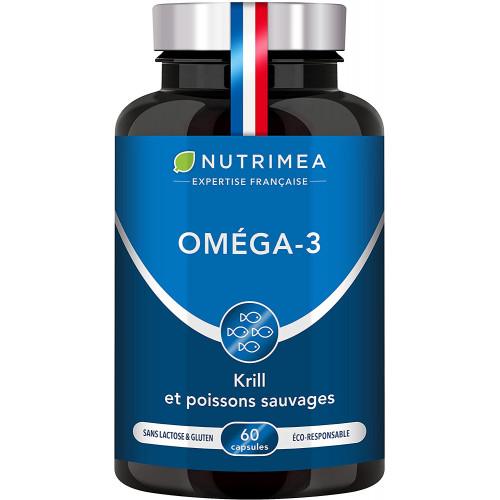 Omega 3 + Krill