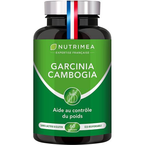 Garcinia Cambogia - 60 gélules - 1500mg - 60% AHC