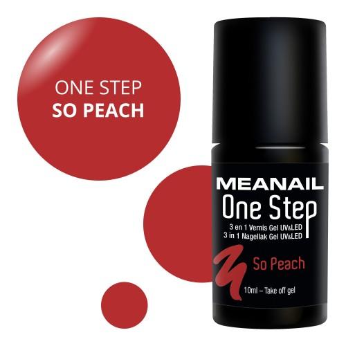 Vue détaillée de vernis So Peach