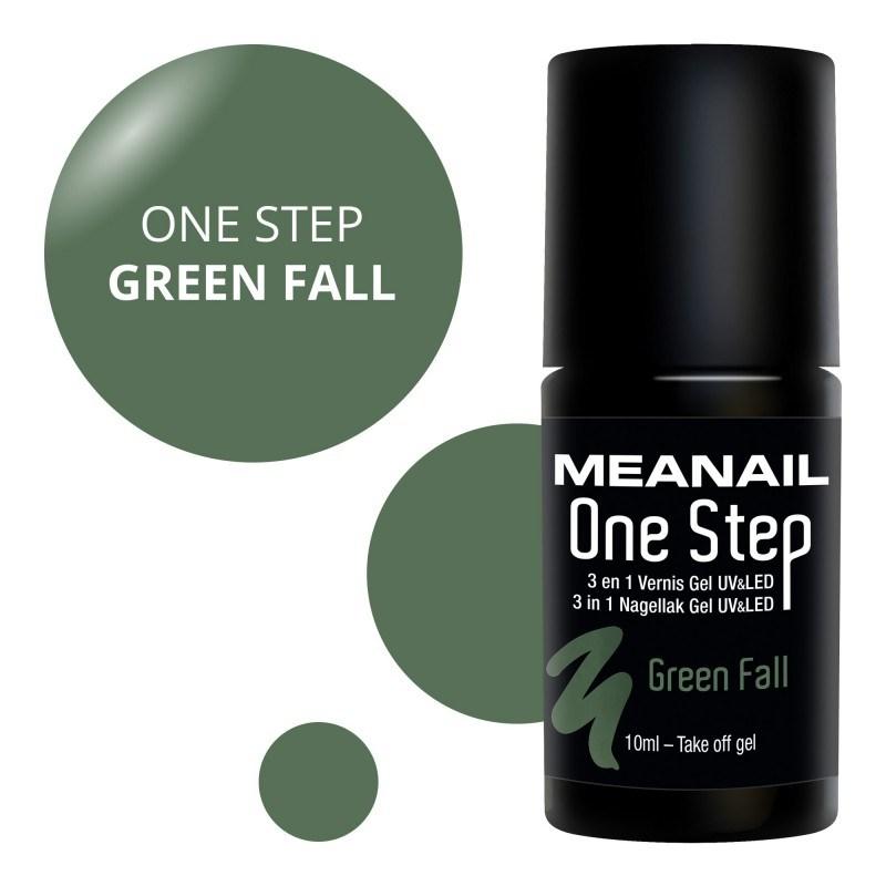Vue détaillée de vernis Green Fall