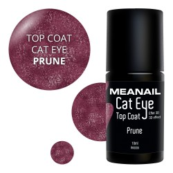 Top Coat Cat Eye Prune