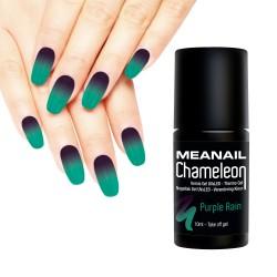 Purple Rain Couleur-Mauve