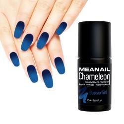 Gossip Girl Couleur-Bleu