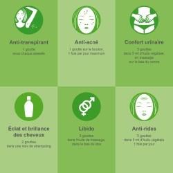 PALMAROSA - Huile Essentielle Bio 30 ml HEBBD - HECT