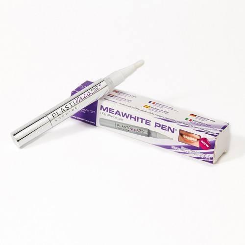 Stylo Blanchiment dents - MEAWHITE Pen (modèle luxe - 0% Peroxyde)