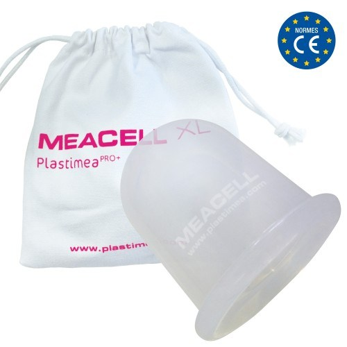 Meacell XL Ventouse en Silicone Anti-Cellulite