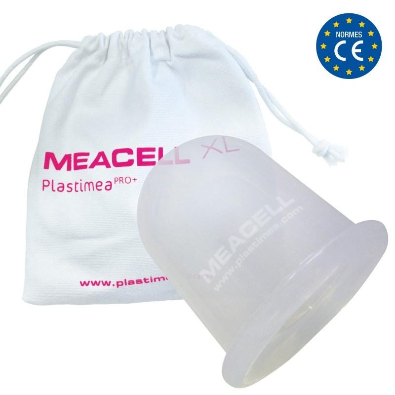Meacell XL Ventouse en Silicone Anti-Cellulite