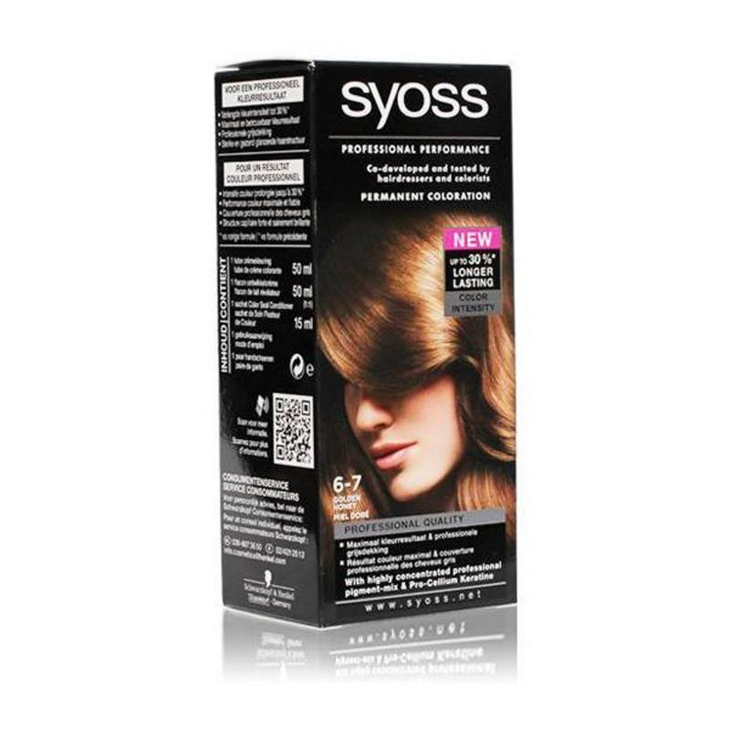 Coloration Permanente SYOSS
