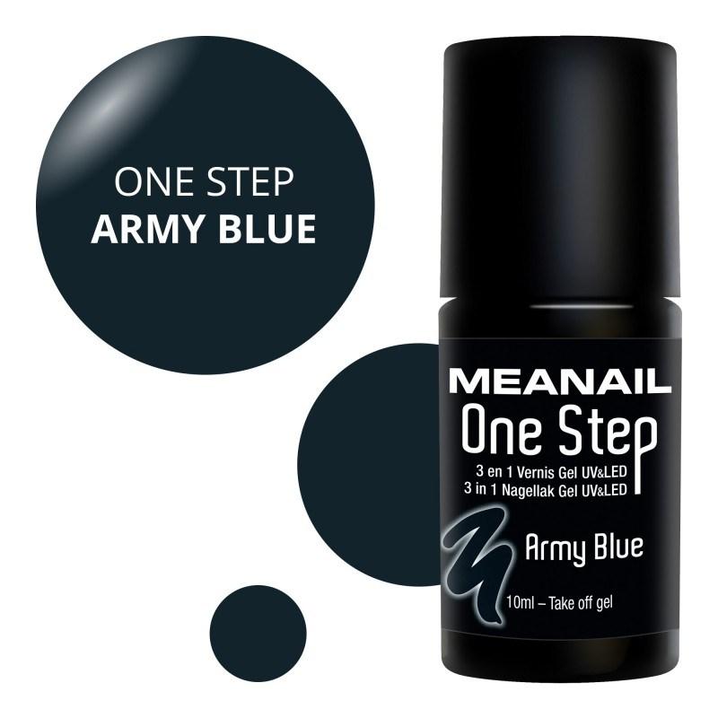 Visuel de vernis Army Blue