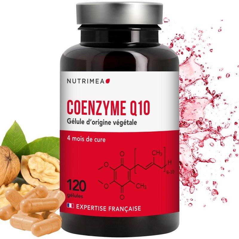 Coenzyme Q10 - 120 gélules - 100mg