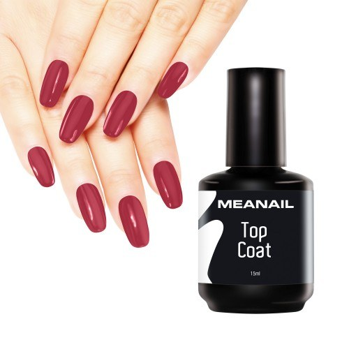 Photo de vernis Top Coat 15ml