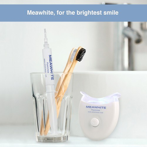 Kit de blanchiment des dents - MEAWHITE 0% Peroxyde