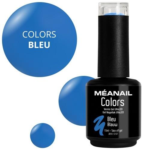 À voir sur Meanail.com : vernis Bleu