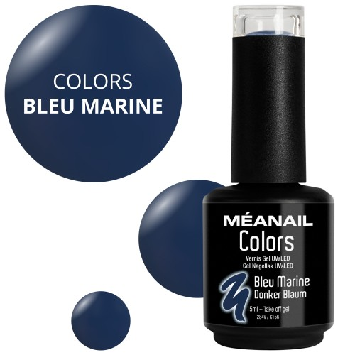 Vue de vernis Bleu Marine - photo 5