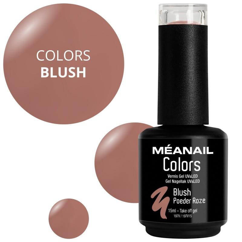 À voir sur Meanail.com : vernis Blush