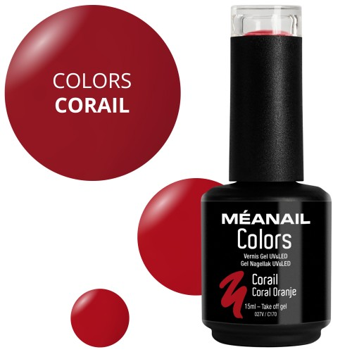 Vue de vernis Corail - photo 8