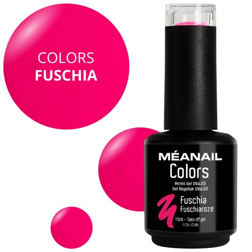 Vue de vernis Rose Fuschia - photo 5
