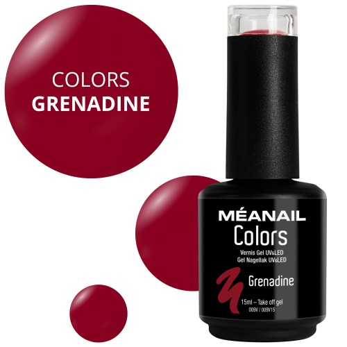 Vue de vernis Grenadine - photo 5