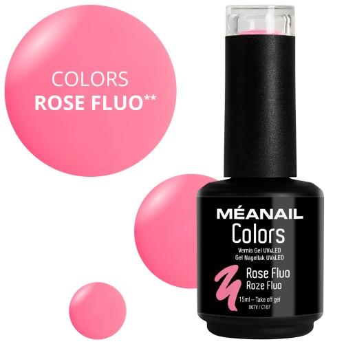 Vue de vernis Rose Fluo - photo 5