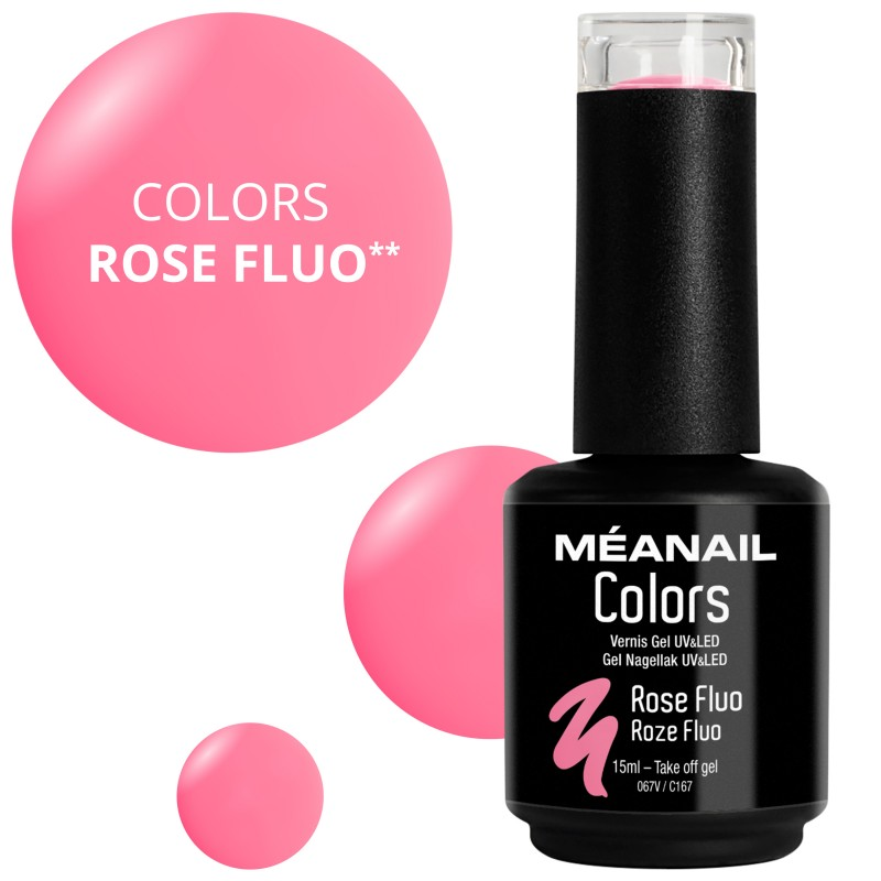 Vue de vernis Rose Fluo - photo 5