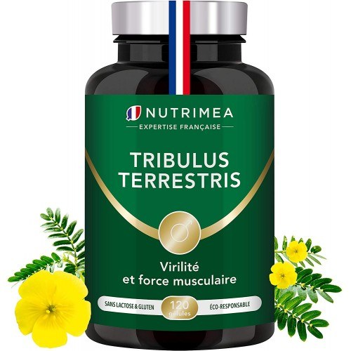 Tribulus Terrestris- 120 gélules - 900mg