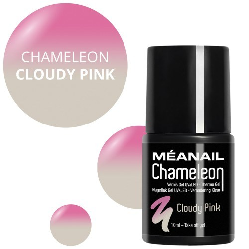 Cloudy Pink
