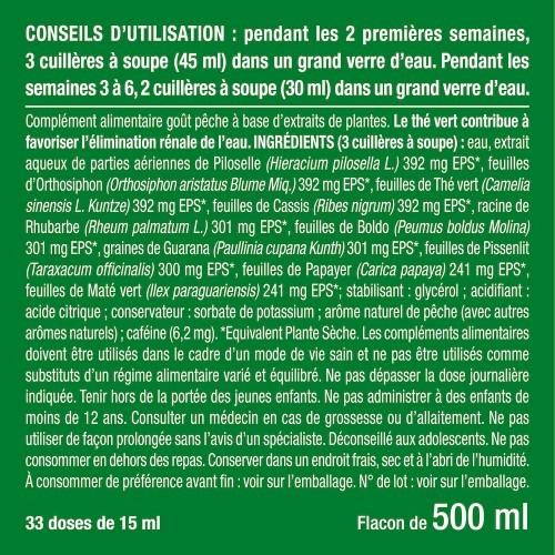 Dietyslim Mea + Draineur 10 plantes - 500ml