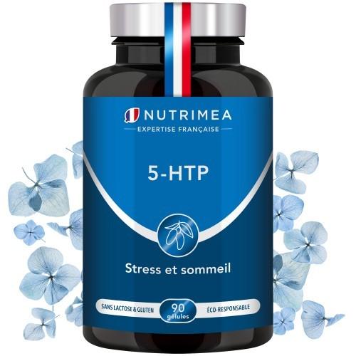 5 HTP - Pure Griffonia - 90 gélules végétales à 100 mg