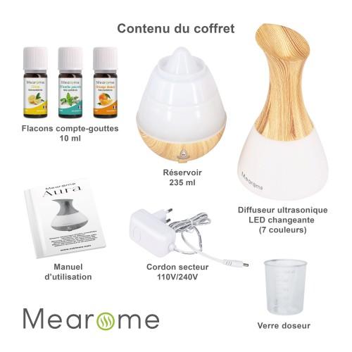 Aromathérapie - Coffret Initiation Mearôme