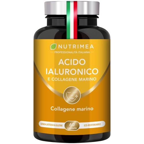 Acide Hyaluronique et Collagène Marin