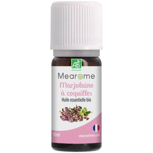 MARJOLAINE À COQUILLES - Huile Essentielle Bio 10 ml HEBBD - HECT