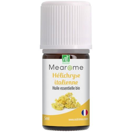 HÉLICHRYSE ITALIENNE - Huile Essentielle Bio 5 ml HEBBD - HECT