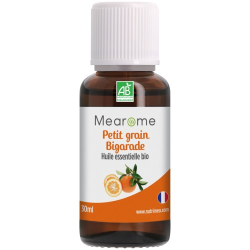 PETIT GRAIN BIGARADE - huile essentielle BIO - 10 ml