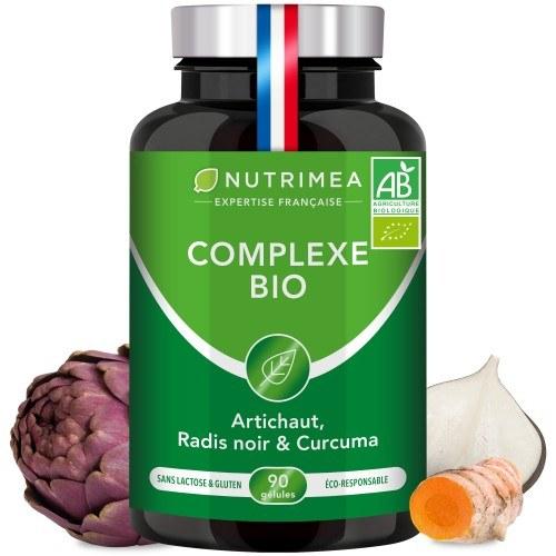 Photo du complément alimentaire Complexe Bio AB