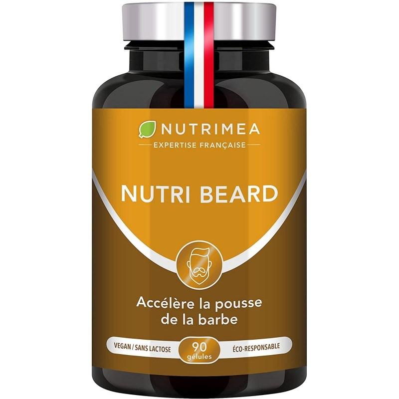 Photo du complément alimentaire Nutri Beard